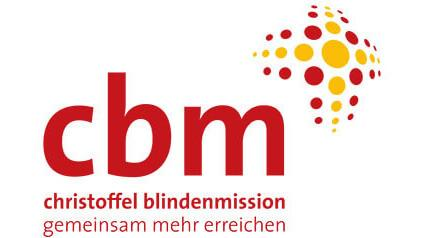 Christoffel Blindenmission Logo